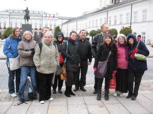 Warsaw OCE team