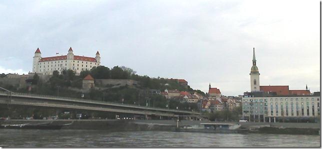 Bratislava's castle